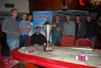 """GNUF pokerio fesfivalyje"" itališką čempiono taurę iškovojo Aleksandras Nagreckis 101"