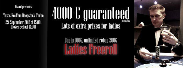 Rikard Relander kutsub daame ja härrasmehi erilisele pokkeriturniirile 101