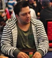 Rajeev Kanjani, 11th in the Main Event