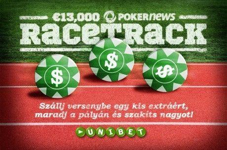 PokerNews +EV: ,5k a PokerStars-on, ManU VIP csomag a Party Poker-en és k a... 103