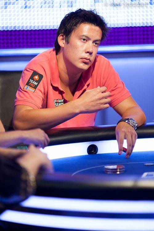 PokerStars EPT San Remo Main Event Dag 1b: Trickett leder, Lodden videre 101