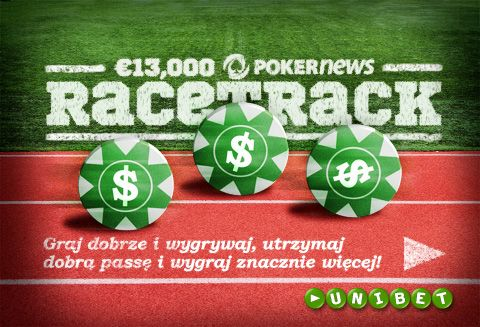PokerNews +EV:,500 na PokerStars, ,000 na Poker770, €13,000 RaceTrack na Unibet i... 103