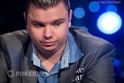 PokerStars.EPT San Remo: Forsmo ute på 23. plass - Knut Roed videre i €10 000 High Roller 101
