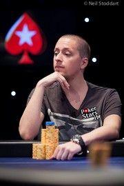 Jason Lavallee - Aktualny chip-lider