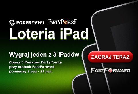 PokerNews +EV: ,000 we freerollach na WPT, iPady na PartyPoker i znacznie więcej 101