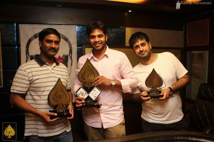 Mahesh K, Dyuthidhar Suresh, Sandeep Chatlani