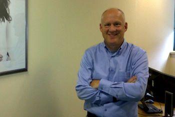 Lee Jones jest odpowiedzialny za PokerStars Home Games. Zdjęcie dzięki uprzejmości redaktorom bloga PokerStars.