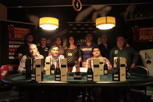 CEP de Tarragona 2012: Tres ganadores se reparten el premio 101
