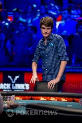 Jake Balsigeris - 3 vieta ($3,799,073)