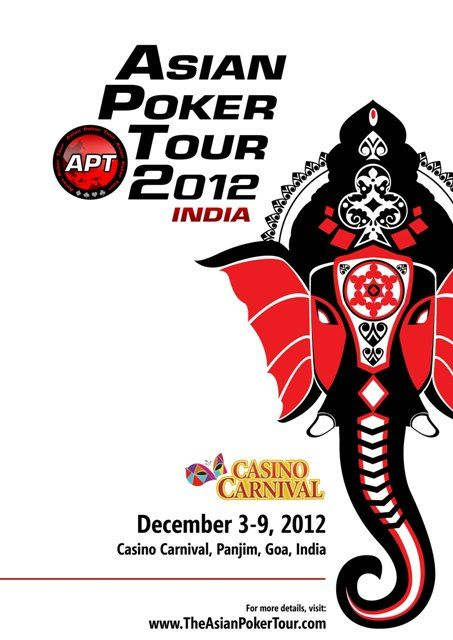 APT Goa back in December; Will take place now in Casino Carnival 101