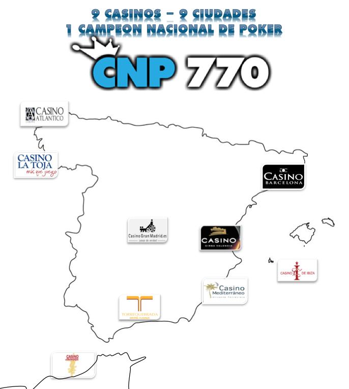 El CNP770 presenta un calendario para 2013 con interesantes novedades 101