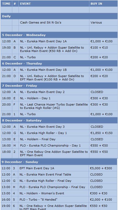 Najciekawsze turnieje w ostatnich tygodniach 2012 roku 103