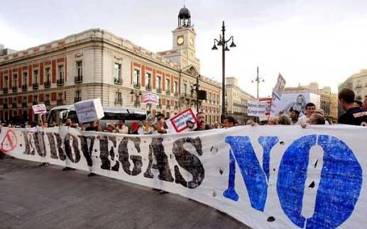 Španske Vlasti se Trude da Postignu Dogovor za Izgradnju EuroVegas Kompleksa 101