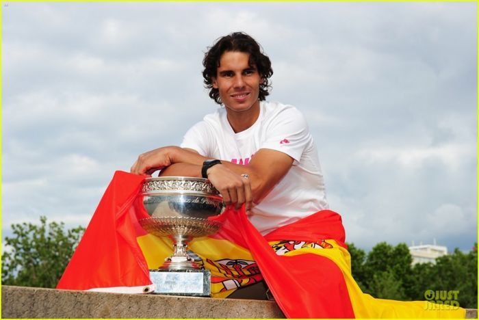 PokerNews Profil: Game-set-match Rafael Nadal! 103
