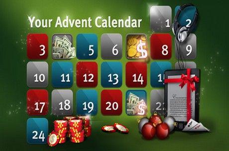 Partys: Vipid kuni 50% rakebacki ning detsembris lisaboonus, teistele jõulukalender ja muud 102
