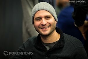 Roberto Romanello seeks another EPT Prague title.