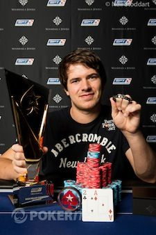 Rettenmaier wins the EPT Prague High Roller.