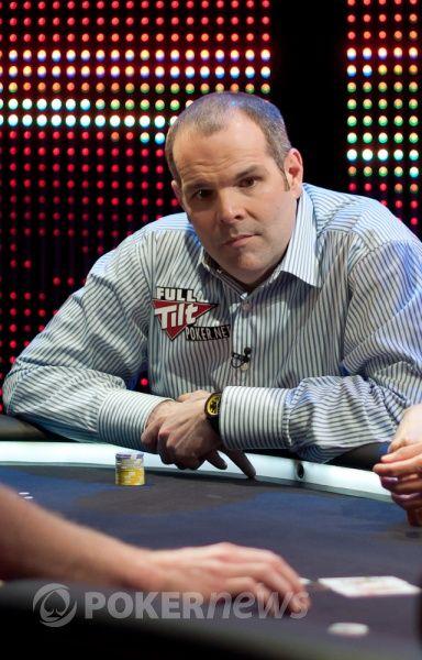 Howard Lederer at the 2011 Aussie Millions