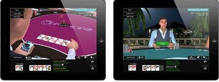 PKR 3D покер на iPad