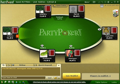 Treat Yourself to a Free  from PartyPoker 101