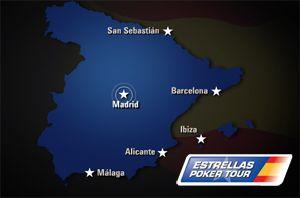 Estrellas Poker Tour empieza en Madrid día 1A 101