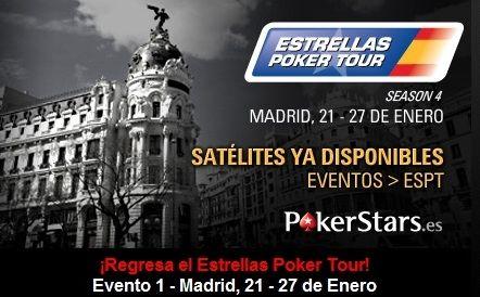Estrellas Poker Tour empieza en Madrid día 1A 102