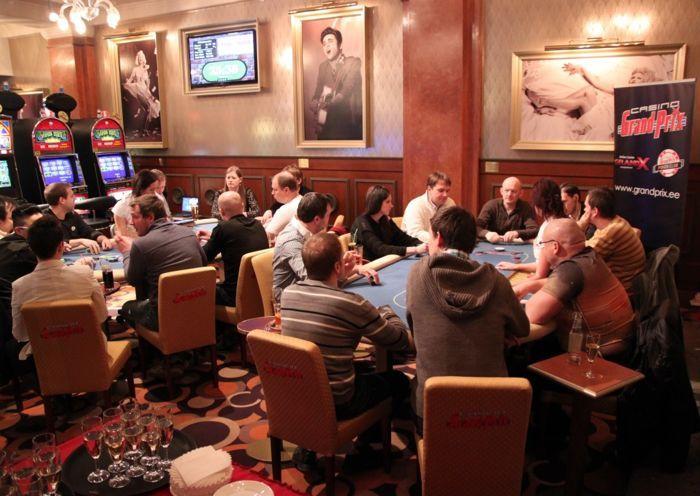 Wismari pokkeriklubi alistas klubidevahelises duellis PokerNewsi 101