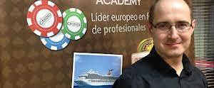 """Cristian Rocholl:""""Los crupiers españoles están en el Top 3 de Europa junto a ingleses y... 101"""