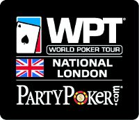 Aspers Set to Host PartyPoker.com WPT National London and PartyPoker Premier League VI 101