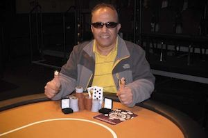 Shawn Fakhimi, winner of Event #6.
