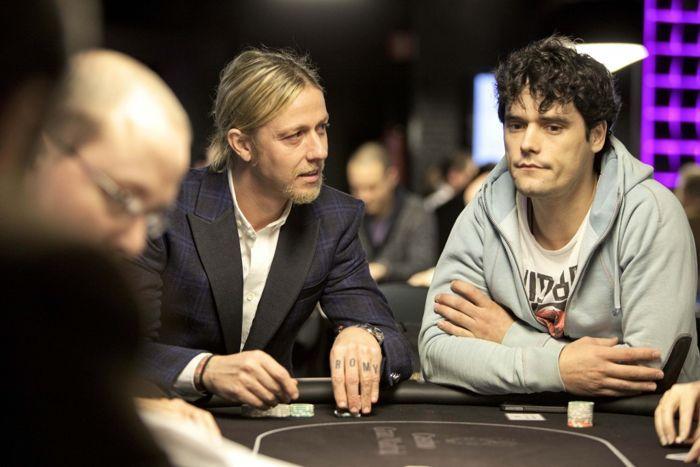 Gran éxito de inaguración de la Póker Room de PokerStars en el Casino Gran Madrid 101