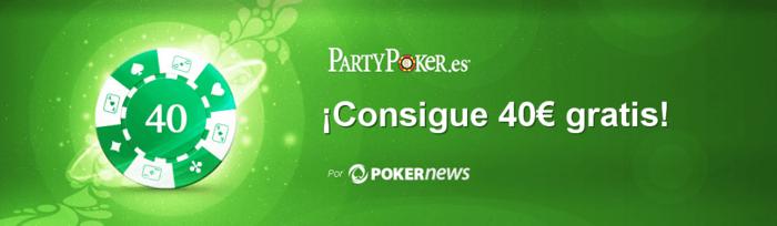 PartyPoker Semanal: Los domingos toca póker 103