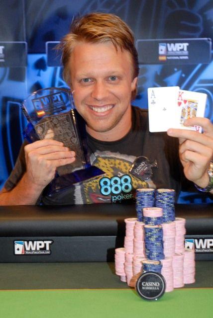Caballo loco gana su entrada al WPT de Casino Marbella 101