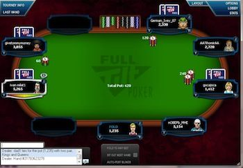 Don't Miss Out on this Weekend's Full Tilt Poker's SNG Madness 101