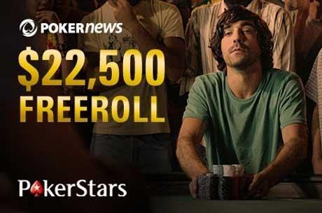 ,500 PokerStars Freeroll Serija je u Toku, u Ponedeljak je ,500 PokerStars Freeroll 101