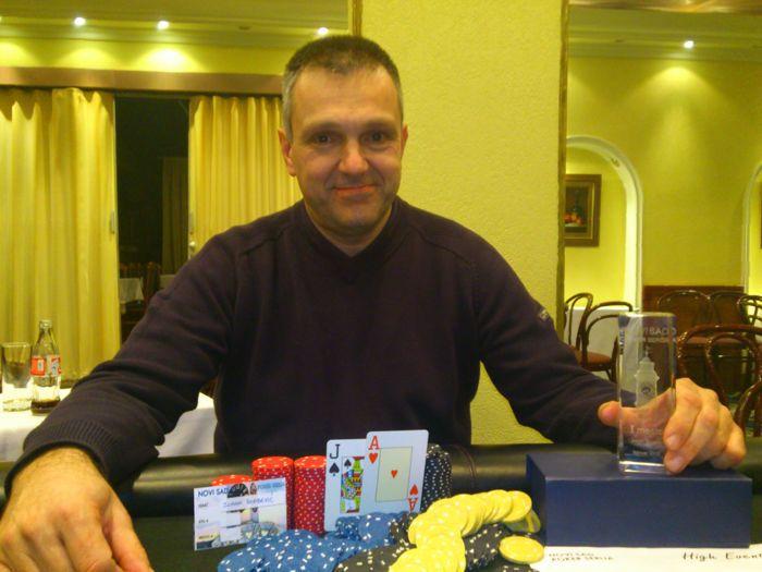 Zoran Djordjevic pobednik High Roller Eventa