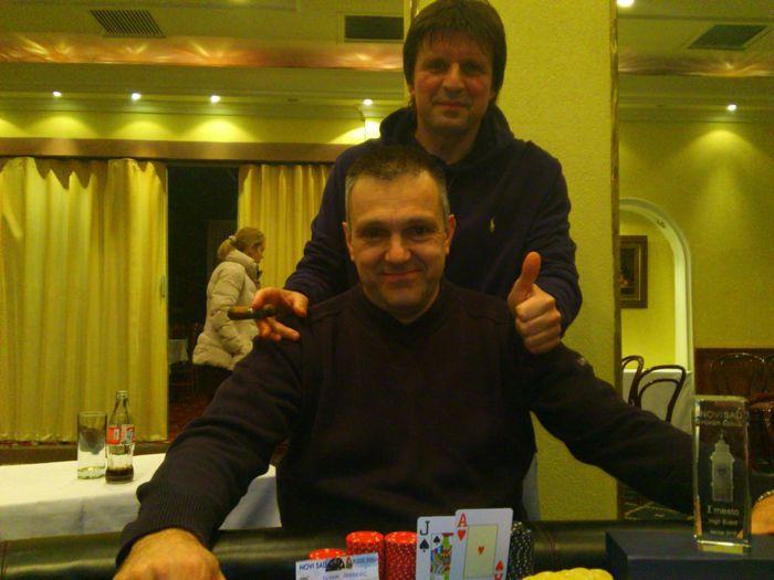 Zoran Djordjevic (pobednik) & Slobodan Ružičić (runner-up)