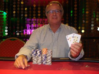 Domenech gana las efortuny Poker Series 101