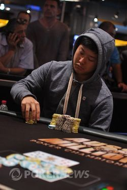 "Online Chat: PokerStars SuperNova Elite David ""MissOracle"" Yan 101"