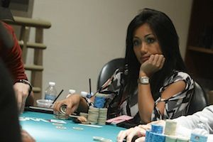 Lily Kiletto (Picture courtesy of the WPT Blog)