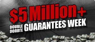 Kun 2 dager igjen av Double Guarantee uken hos Full Tilt Poker 101