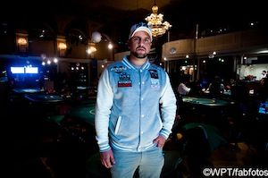 "Michael ""The Grinder"" Mizrachi (photo courtesy of the WPT blog)"