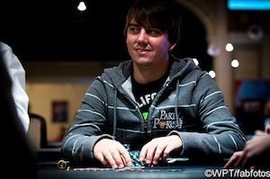 Bodo Sbrzesny (photo courtesy of the WPT blog)