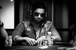 Vishal Pundjabi (photo courtesy of the WPT blog)