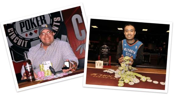 Jeff Fielder and AP Phahurat