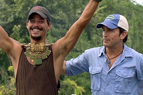 """Boston"" Rob Mariano on Survivor. Could Negreanu be next?"
