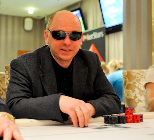 Peeter Talviste - Eesti pokkerimeister PLO mänguformaadis