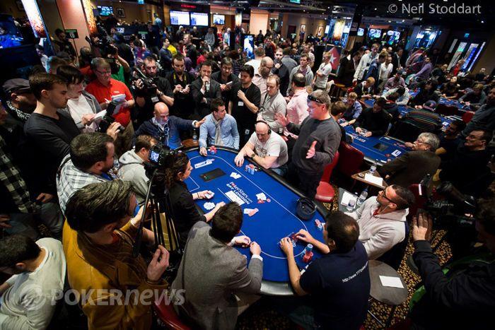 EPT Londyn Main Event Dzień 3: Polacy w kasie, ale bez awansu do dnia czwartego 101
