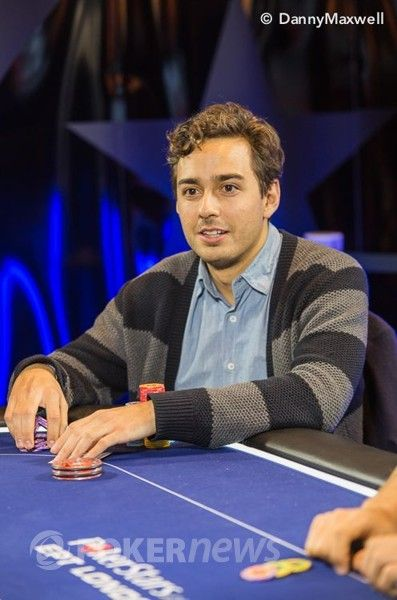 Can JC Alvarado best his runner-up finish in the EPT Barcelona Super High Roller?