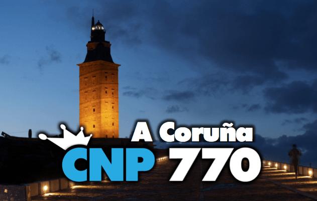 El CNP770 se disputará en A Coruña este próximo fín de semana 101